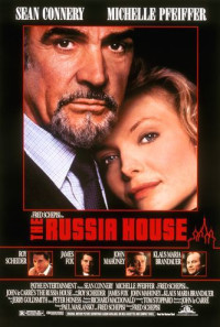 The Russia House Poster 1