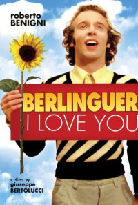 Berlinguer: I Love You Poster 1