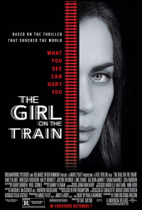 The Girl on the Train Poster 1