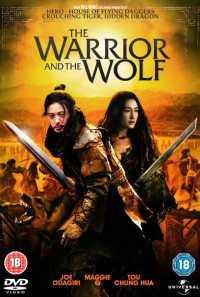 The Warrior and the Wolf Poster 1