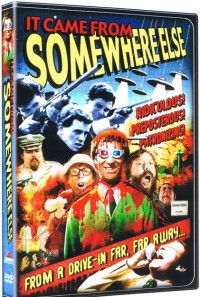 It Came from Somewhere Else Poster 1