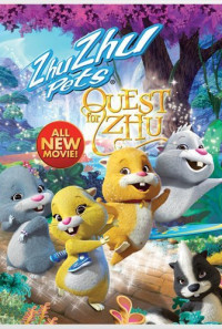 Quest for Zhu Poster 1