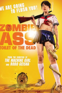 Zombie Ass: The Toilet of the Dead Poster 1