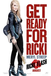 Ricki and the Flash Poster 1