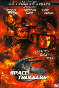 Space Truckers Poster 1