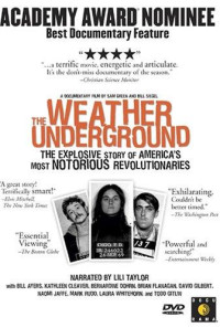 The Weather Underground Poster 1