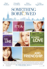 Something Borrowed Poster 1
