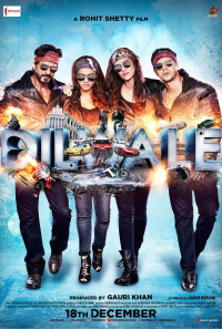 Dilwale Poster 1