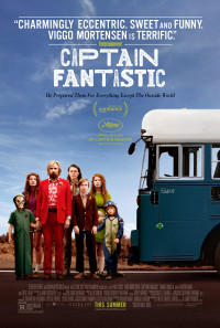 Captain Fantastic Poster 1
