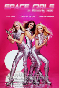 Space Girls in Beverly Hills Poster 1