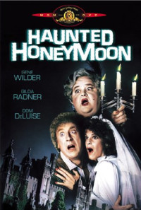 Haunted Honeymoon Poster 1