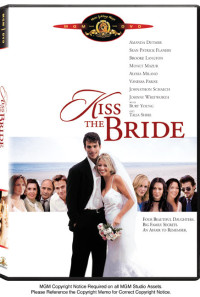 Kiss the Bride Poster 1