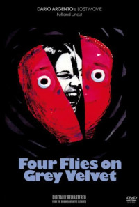 Four Flies on Grey Velvet Poster 1