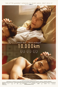 10.000 Km Poster 1