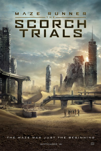 The Scorch Trials Poster 1