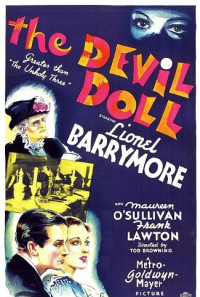 The Devil-Doll Poster 1