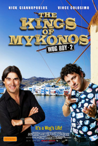The Kings of Mykonos Poster 1