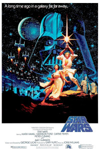 Star Wars: Episode IV - A New Hope Poster 1