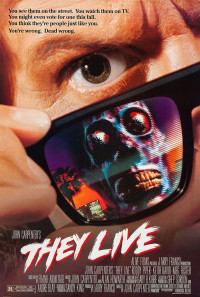 They Live Poster 1