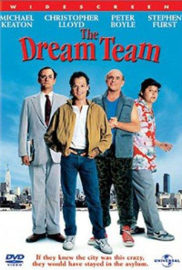 The Dream Team Poster 1