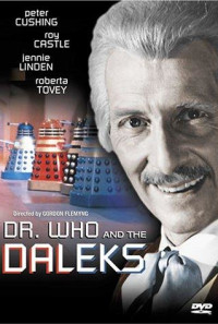 Dr. Who and the Daleks Poster 1