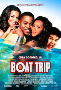Boat Trip Poster 1