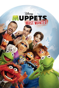 Muppets Most Wanted Poster 1