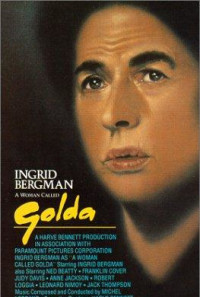 A Woman Called Golda Poster 1
