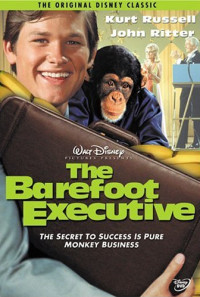 The Barefoot Executive Poster 1
