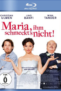 Maria, He Doesn't Like It Poster 1
