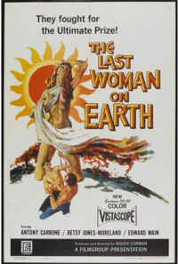 Last Woman on Earth Poster 1