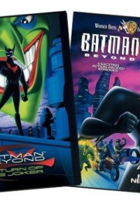 Batman Beyond: The Movie Poster 1