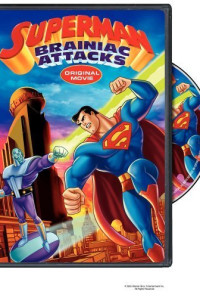Superman: Brainiac Attacks Poster 1