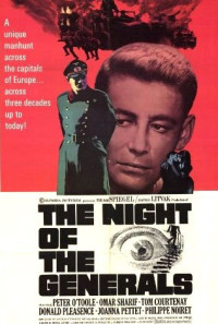 The Night of the Generals Poster 1