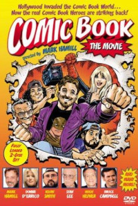 Comic Book: The Movie Poster 1