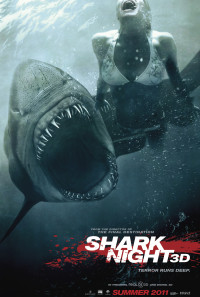 Shark Night 3D Poster 1