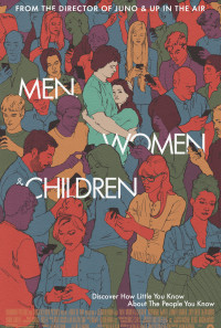 Men, Women & Children Poster 1