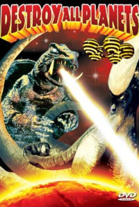 Gamera vs. Viras Poster 1
