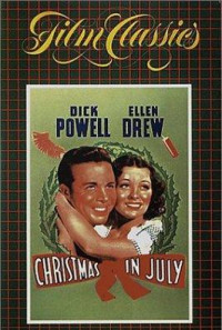 Christmas in July Poster 1