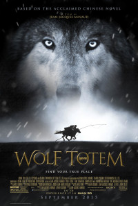 Wolf Totem Poster 1