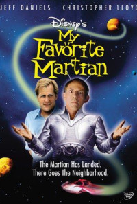 My Favorite Martian Poster 1
