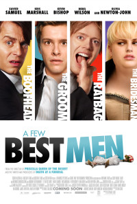 A Few Best Men Poster 1