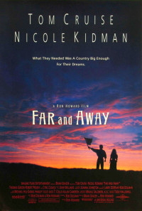 Far and Away Poster 1