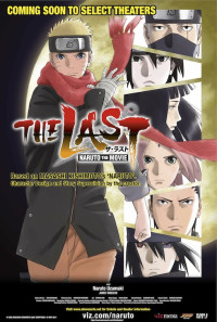 The Last: Naruto the Movie Poster 1