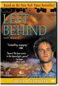 Left Behind: The Movie Poster 1