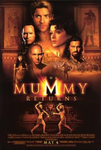 The Mummy Returns Poster 1