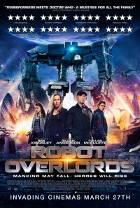 Robot Overlords Poster 1