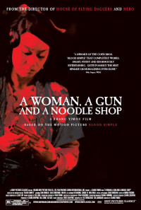 A Woman, a Gun and a Noodle Shop Poster 1