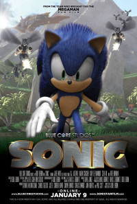 Sonic Poster 1