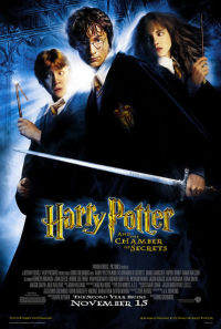 Harry Potter and the Chamber of Secrets Poster 1